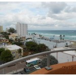 Miami condo, two levels, waterfront, Historic beachfront building
