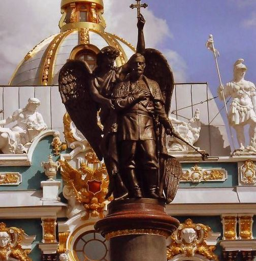 Russian Barocco XXI century