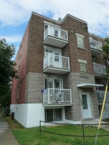 8-plex. Rosemont (Montreal)